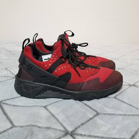 Nike Other - B31 Nike Air Gym Red Athletic Shoes Men Size 7 Red